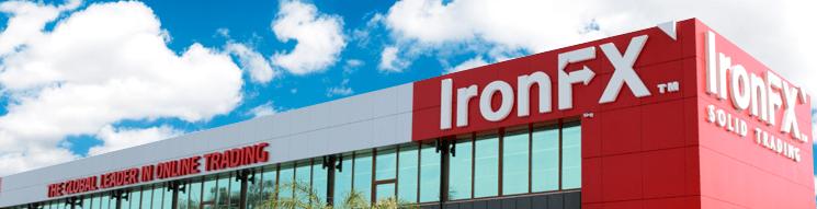 IronFXの本社外観