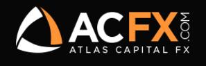 ACFXのロゴ