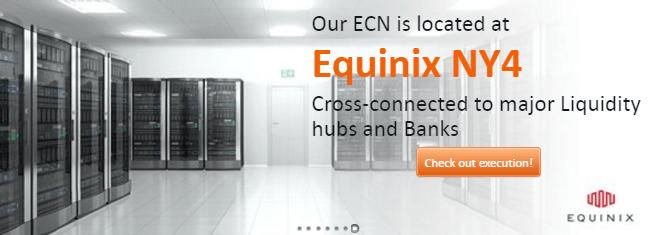 Equinix(エクイニクス)NY4