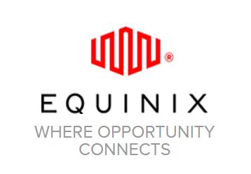エクイニクス社のロゴマーク