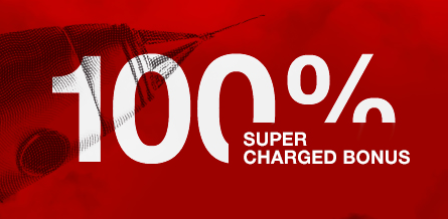 hotforexの100%スーパーチャージボーナス